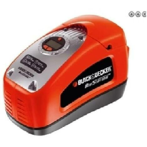 BLACK & DECKER COMPRESSORE ARIA PORTATILE 160 PSI / 11 BAR ASI300-QS