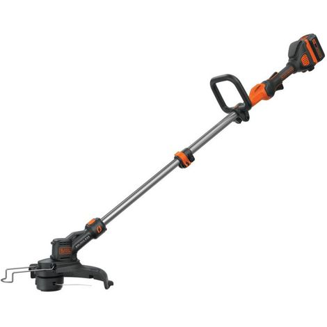 Black + Decker Coupe-bordures 36V 2Ah 30cm moteur sans charbon