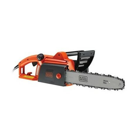 Black & Decker CS1835 Corded Chainsaw 35cm Bar 1800 Watt 240 Volt