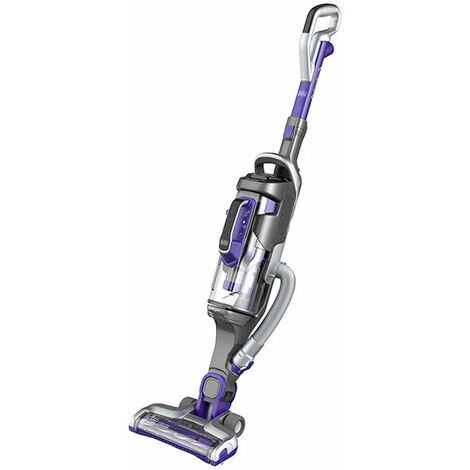 Black & Decker CUA525BHP-GB 2-In-1 Cordless MULTIPOWER Vacuum Cleaner 45W 18V