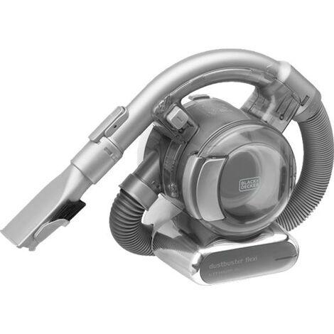 Black & Decker DustBuster Flexi PD1820L - Staubsauger - Handstaubsauger - beutellos - Black/Chrome (PD1820L-QW)