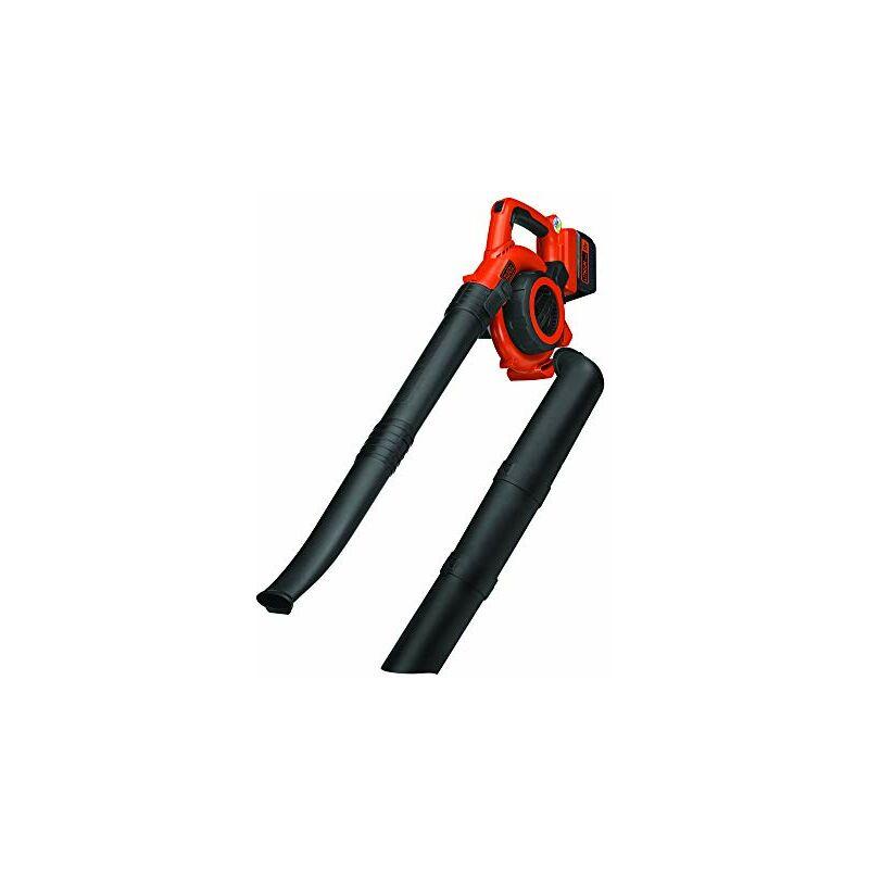 Black&decker BLACK+DECKER GWC3600L25 QW Aspirapolvere, soffiatore, trituratore di foglie senza fili, volu