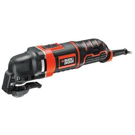 Black & Decker MT300KA Oscillating Tool 250 Watt 240 Volt