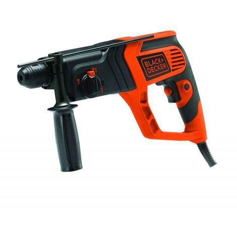 Black + Decker Perforateur pneumatique 710W - 1.8 J
