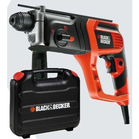 Black & Decker Perforateur SDS-plus KD975K 710 Watts 1.8J Corded Drill