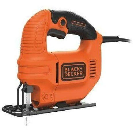 BLACK & DECKER SEGHETTO ALTERNATIVO COMPATTO 400W KS501-QS