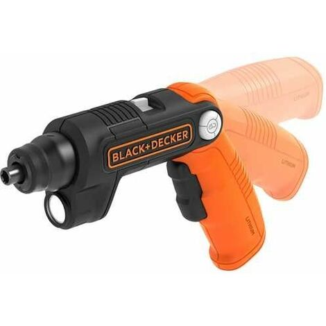 Black & Decker Tournevis avec lampe LED 3,6V - BDCSFL20C-QW