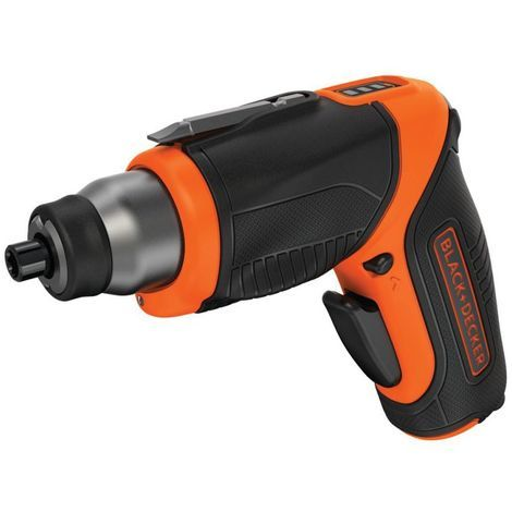 Black + Decker Tournevis Lithium 3.6V