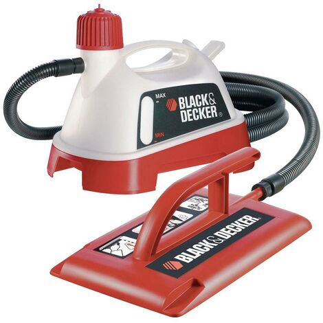 Black & Decker Wallpaper Steamer Stripper 1 Hour Run Time 4 Litre KX3300T-GB