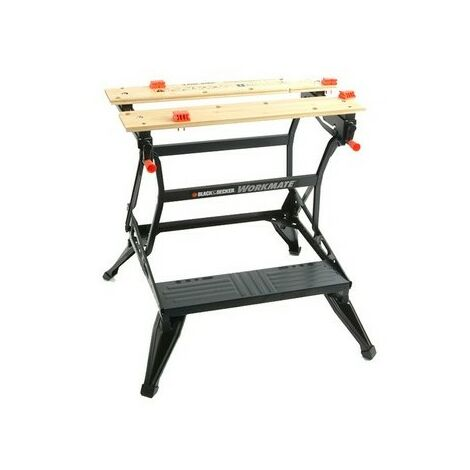 Black & Decker WM626 Dual Height Tough Workmate