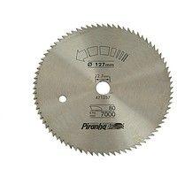 Black & Decker X10000 Circular Saw Blade 127 x 12.7mm x 80T Cross Cut