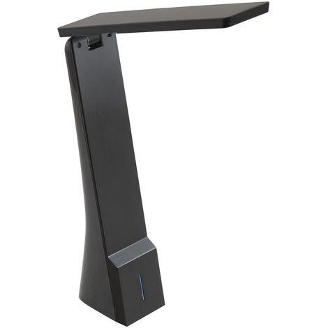 Black Desk Table Lamp Light Home Office Study Reading Bedside Bulb Lighting New