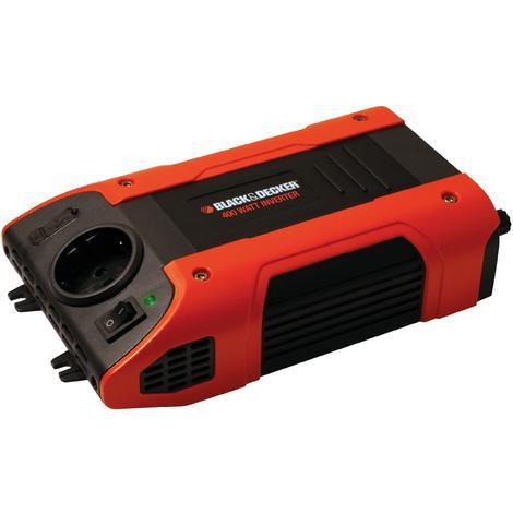 Black et Decker BDPC400 Transformateur 12V 230V 400W 12A Black & Decker