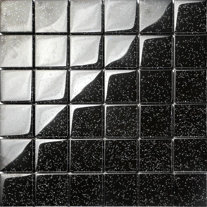 Black Glitter Gl Feature Walls