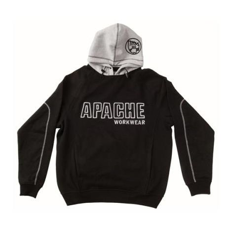 Black / Grey Hooded Sweatshirts