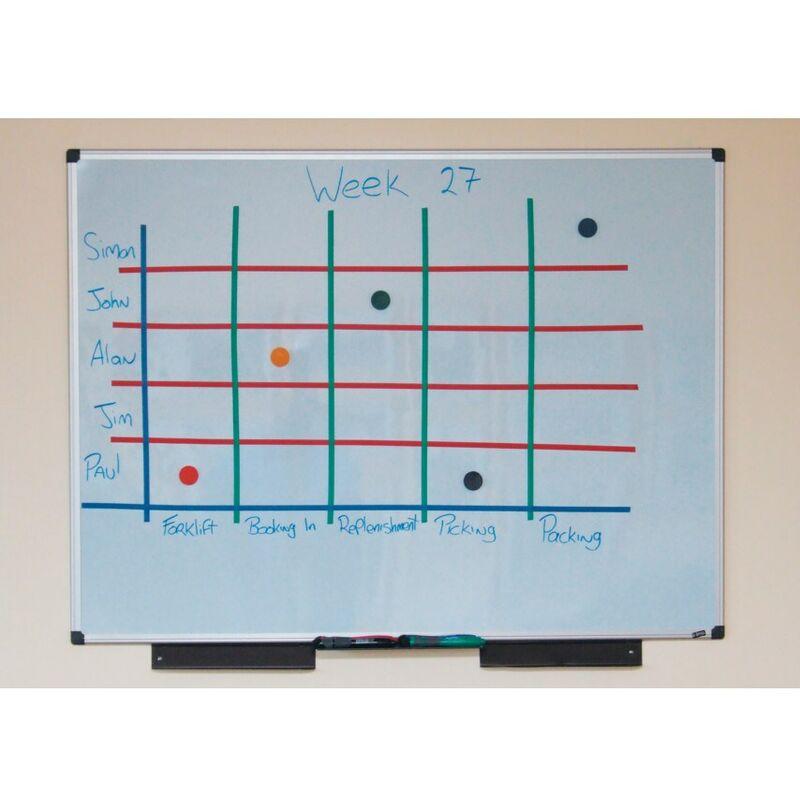 Image of 6MMX10M Black Gridding Tape - Bi Office