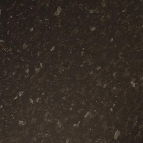 Black Nimbus Granite Effect Laminate Upstand 3M X 120mm X 18mm