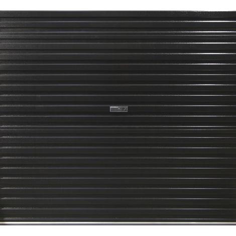 Black Roller Garage Door to suit 2100mm to 2149mm width