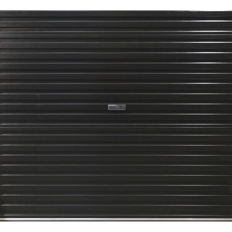 Black Roller Garage Door to suit 2150mm to 2199mm width