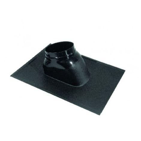 Black slate flashing - UBBINK : 31170247