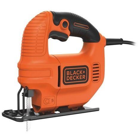 BLACK&DECKER KS501-QS - Sierra de vaivén eléctrica 400W