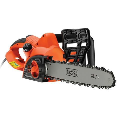 BLACK&DECKER MOTOSIERRA ELECTRICA CS2040 DE 2000W
