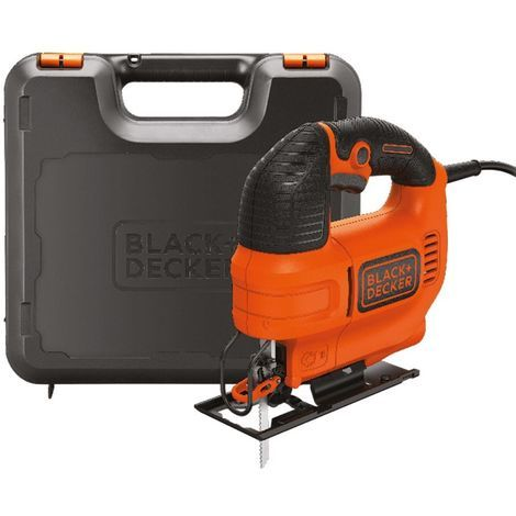 BLACK&DECKER SIERRA CALAR 520W KS701EK