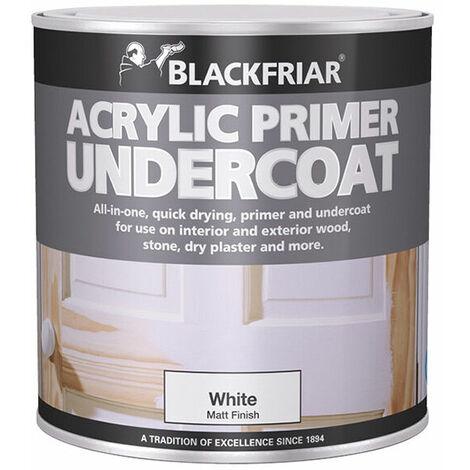 "main image of ""Quick Drying Acrylic Primer Undercoat"""