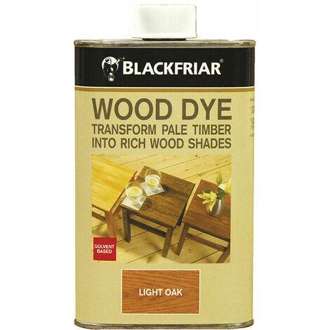 Blackfriar BF0800002F1 Wood Dye Medium Oak 250ml