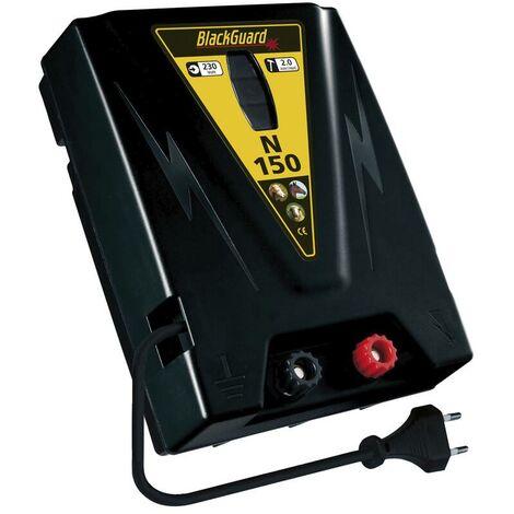 BlackGuard Électrificateur de clôture 230V 2,0J - N150