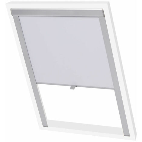 Blackout RollerBlinds White 206
