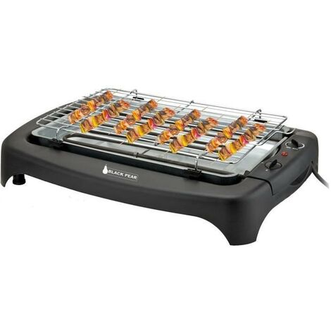 BLACKPEAR BBQ 2200 Barbecue de table - 2000 W