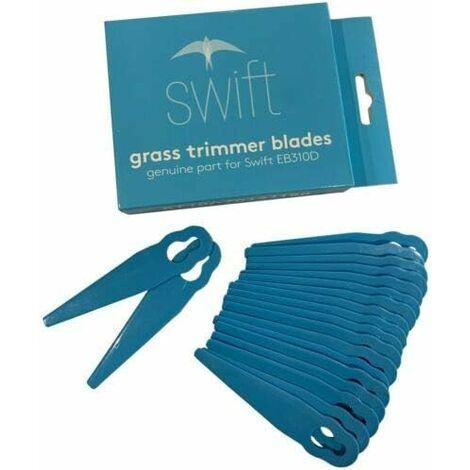 """(blade pack) Swift 40V 10"""" Cordless Grass line Trimmer"""