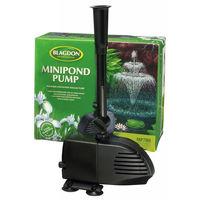 Blagdon Mini Pond Pump 700 Litres Per Hour Pebble Pools Pump Pond Pump Fast Post