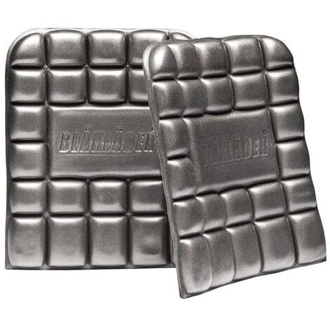 BLAKLADER Genouillères carrées Noir - 400012029900