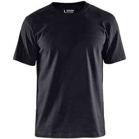 BLAKLADER Lot de 10 t-shirts de travail en coton - 3302