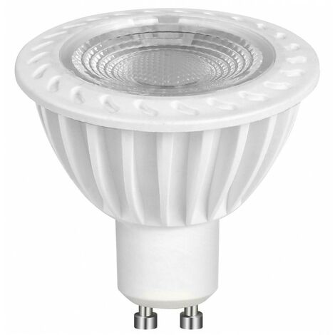 Blanc Chaud - Ampoule LED GU10 - 7W - Ecolife Lighting®