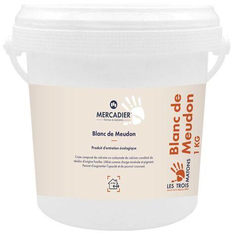 Blanc De Meudon - Les 3 Matons - 1 kg