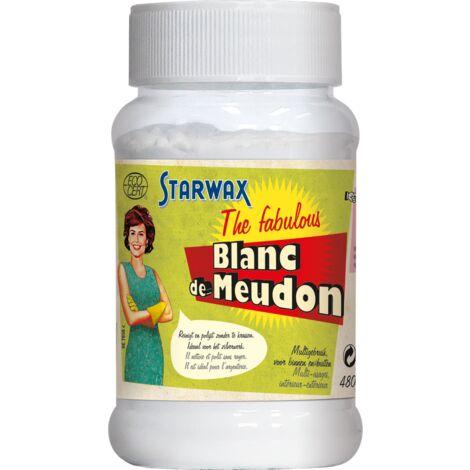 Blanc de meudon Starwax 'The Fabulous' Multi-usages intérieur Extérieur' 480 g