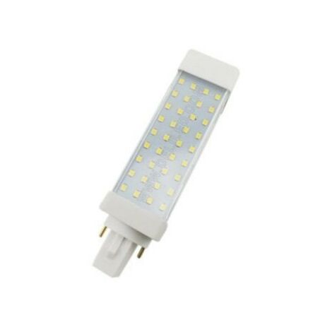 Blanc Neutre - Ampoule LED-G24-PLC-7W-SMD Epistar