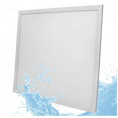 Blanc Neutre - Dalle LED NOVA - 60X60cm - 36W - IP65 - DeliTech - Blanc Neutre