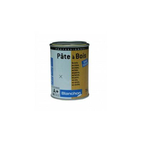 Blanchon : pate à bois chene moyen 250 grammes