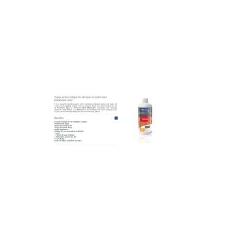 Blanchon : polish remover 1 litre parquet vitrifié carrelage
