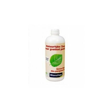 Blanchon : Savon naturel incolore parquet 1 Litre