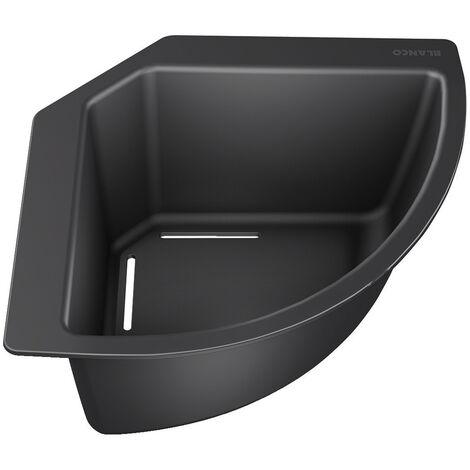 Blanco Cuvette d'angle pour évier Blanco, Noir (235866)