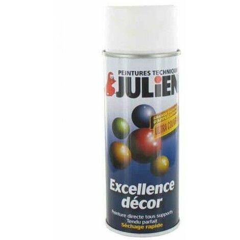 blanco mate RAL 9010 pintura de aerosol de 400 ml Julien