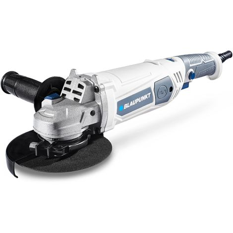 Blaupunkt Electric Angle Grinder 1200W 125mm