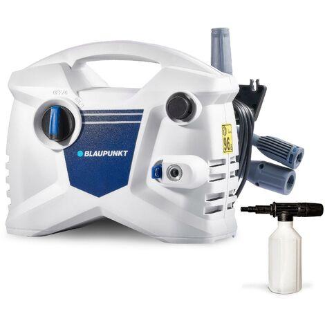 Blaupunkt Pressure Washer PW2100a - 1400W 105bar - Vario Lance - Detergent Gun