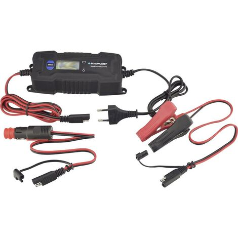 """main image of """"Blaupunkt Smart Charger 170 2010016123576 Caricatore automatico 6 V, 12 V 0.8 A 3.8 A"""""""