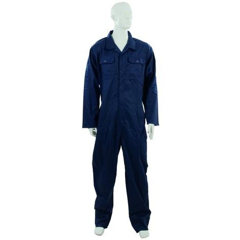 Bleu de travail bleu marine Taille XL 116 cm